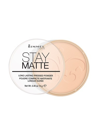 Rimmel London Stay Matte Pressed Powder Pudra  006-Warm Beıge-Rimmel London